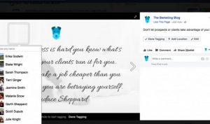 How to Tag Pet Parents in Photos on a Facebook Business Page