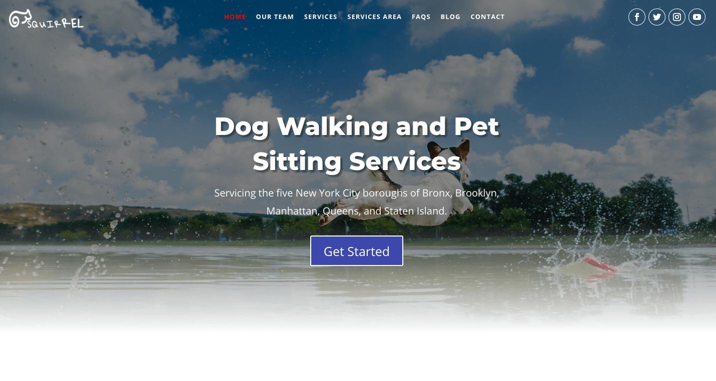 New Website Setup Form 21