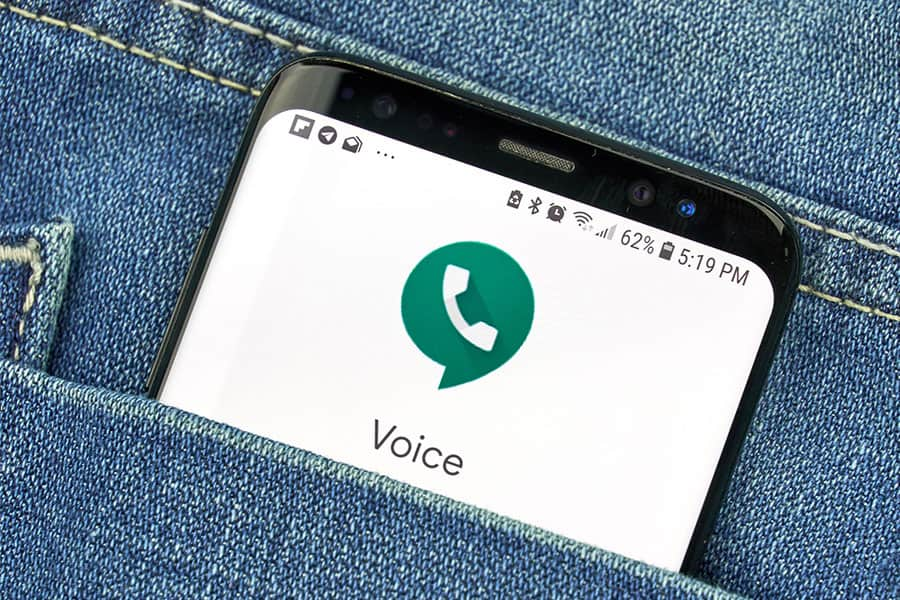 Google Voice now available for G Suite Users