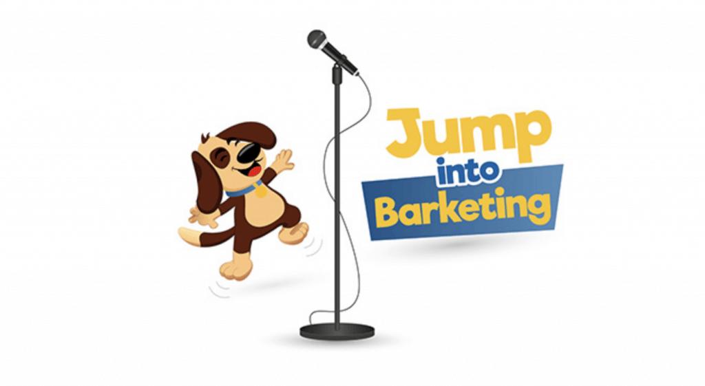 Jump Into Barketing
