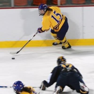 Erika Godwin - Elmira College WOmens Hockey